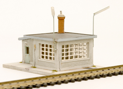 Artitec 14.127 - Weigh house and weigh bridge