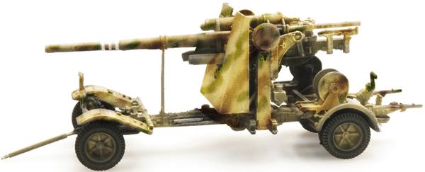 Artitec 1870024 - German Wehrmacht (WWII) 88mm FLAK 18
