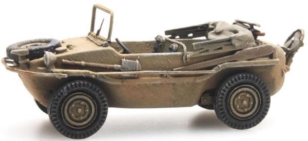 Artitec 1870025 - German Wehrmacht (WWII) Schwimmwagen VW 166 K2s