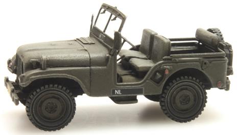 Artitec 1870112 - Dutch Jeep Nekaf