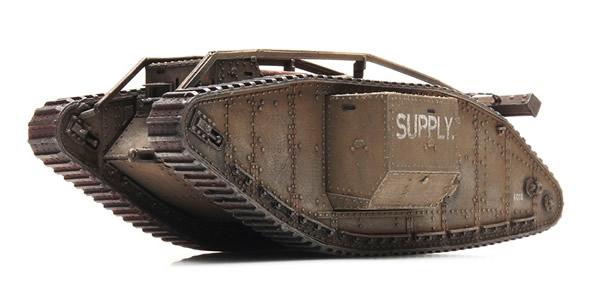 Artitec 1870117 - British WW I Mark IV supply
