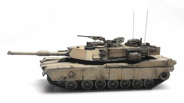 Artitec 1870119 - M1A1 Abrams Desert Storm