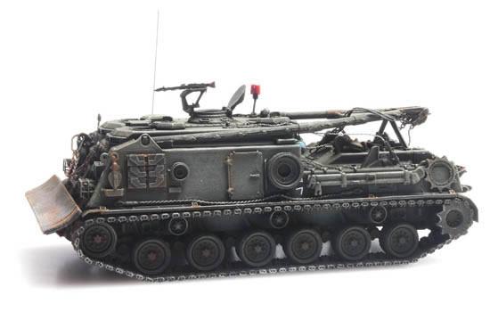 Artitec 1870132 - German M88 Recovery Tank Kit