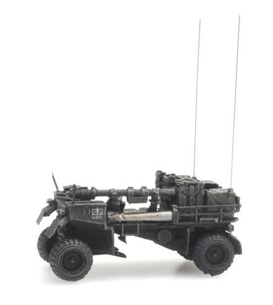 Artitec 1870152 - German Kraka Radio Command Kit
