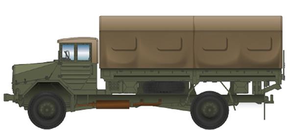 Artitec 1870171 - German Truck MAN 630 L2 A Cargo