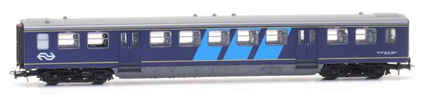 Artitec 20.154.10 - Dutch Passenger Car Plan E CDBD, 2nd class