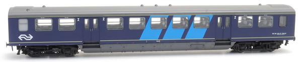 Artitec 20.154.11 - Dutch Passenger Car Plan E CDBD, 2nd class