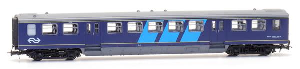 Artitec 20.154.12 - Dutch Passenger Car Plan E CDBD, 2nd class