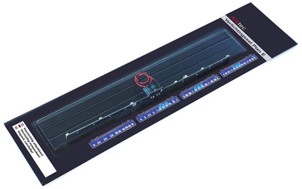 Artitec 20.155.40 - Lightning kit for Passenger Car Plan E 1st Class