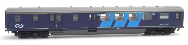 Artitec 20.156.04 - Dutch Passenger Car Plan E CKDRD, dining car