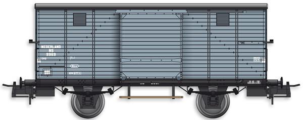 Artitec 20.216.03 - Dutch Box Car CHD 9969