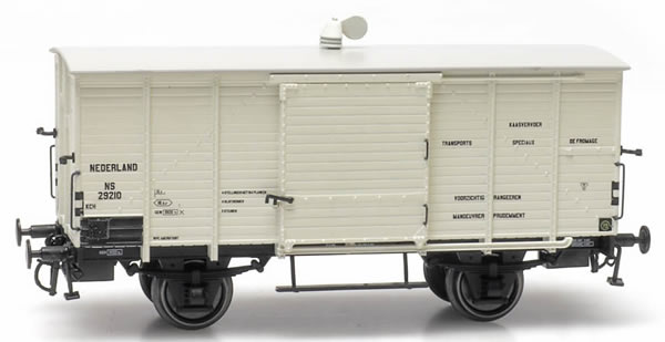 Artitec 20.216.10 - Dutch Freight Car KCH 4m 29210
