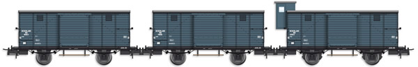 Artitec 20.217.10 - Dutch Box Car CHD Set
