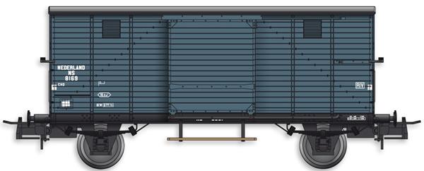 Artitec 20.218.02 - Dutch Box Car CHD 8169