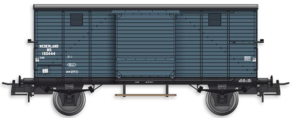 Artitec 20.218.03 - Dutch Box Car CHD 150444