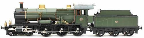 Artitec 20.224.01 - Dutch Steam Locomotive NS 3737, analog DC