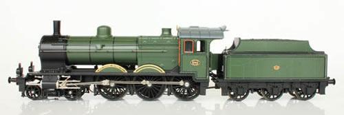 Artitec 20.225.04 - Dutch Steam Locomotive NS 3760, analog DC