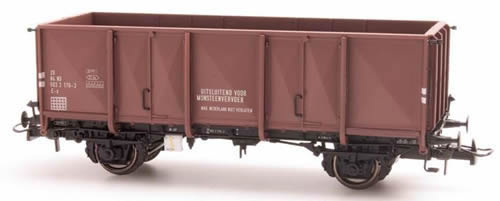 Artitec 20.234.07 - Dutch Open Wagon GTU Mijnsteenvervoer,  #176-3