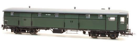 Artitec 20.241.03 - Dutch 4-axle Baggage Car D 4 T D 6072