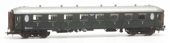 Artitec 20.260.01 - Dutch  Passenger Car Abd8 AB 7204