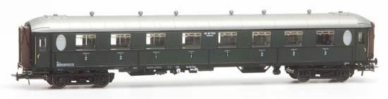 Artitec 20.260.01 - Dutch  Passenger Car Abd8 AB 7204