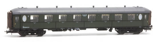 Artitec 20.261.02 - Dutch  Passenger Car Abd8 AB 7206