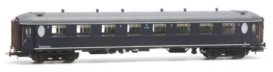 Artitec 20.263.01 - Dutch  Passenger Car Abd8 B 7184