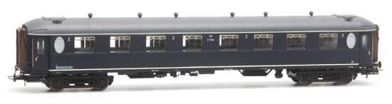 Artitec 20.263.01 - Dutch  Passenger Car Abd8 B 7184