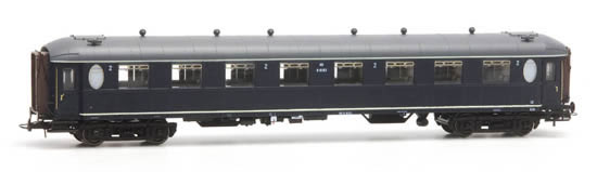 Artitec 20.264.02 - Dutch  Passenger Car Abd8 B 6193