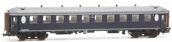 Artitec 20.268.02 - Dutch  Passenger Car Cd10 B 7105