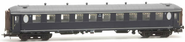 Artitec 20.269.01 - Dutch  Passenger Car Cd10 B 6101