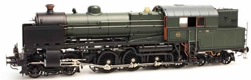 Artitec 20.273.02 - Dutch Steam Locomotive 6320, analog DC