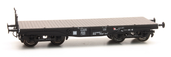 Artitec 20.282.04 - German Flat Car DB nr. 21 80 389 0 857-1