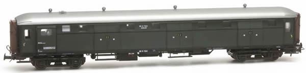 Artitec 20.290.01 - Dutch Baggage Van 6 D. D 7521