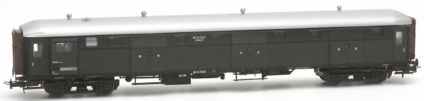 Artitec 20.290.02 - Dutch Baggage Van 6 D. D 7523