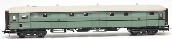 Artitec 20.292.01 - Dutch Baggage Van 6 D. D 7523