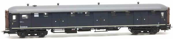 Artitec 20.293.01 - Dutch Baggage Van 6 D. D 7621