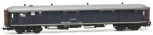 Artitec 20.294.02 - Dutch Baggage Van 6 D. #025-2