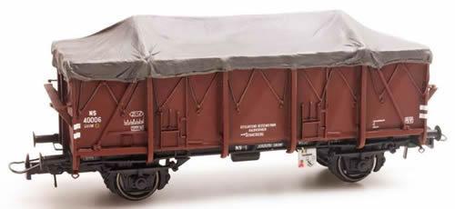 Artitec 20.302.01 - Dutch Open Wagon GTU GRUW 40006, brown, IIIb