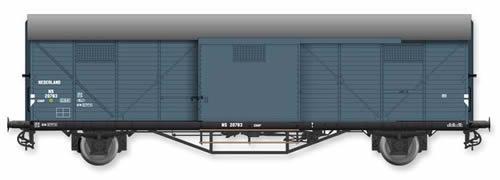 Artitec 20.310.03 - Dutch Box Car Hongaar CHHP 20783, grey, IIIb