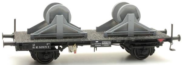 Artitec 20.316.06 - Dutch Flat Car NS 21 84 943 2 895-6 with cable reels