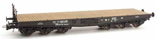 Artitec 20.321.01 - German Flat Car SSyms 46 DB 965 264, IIIb