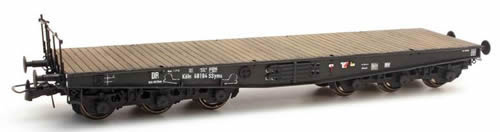 Artitec 20.321.02 - German Flat Car SSyms 46 DR Köln 60104 Brit-US-Zone, IIIa