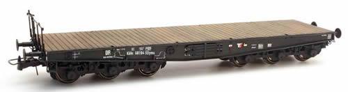 Artitec 20.321.02 - German Flat Car SSyms 46 DR Köln 60104 Brit-US-Zone, IIIa