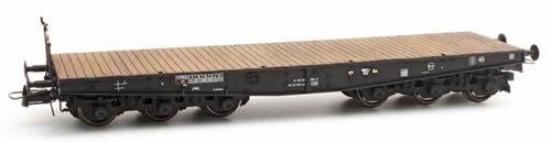 Artitec 20.321.03 - German Flat Car SSyms 46 DR Salp 31 50 482 4004-0, IV