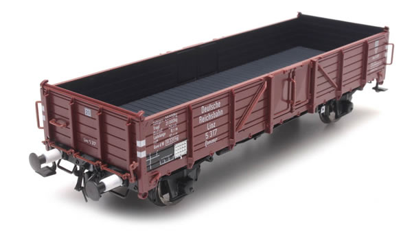 Artitec 20.331.01 - Open goods wagon Ommr 32 Linz, DRB 5 317, Epoch II