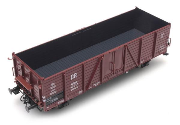 Artitec 20.337.01 - German Open goods wagon Ommr u 33 Villach, DRB 40 217, Epoch II