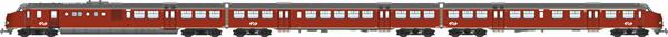 Artitec 20.351.01 - Dutch Diesel Railcar Plan U 134 of the NS
