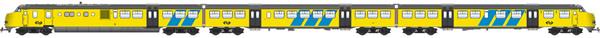 Artitec 20.355.01 - Dutch Diesel Railcar Plan U 128 of the NS