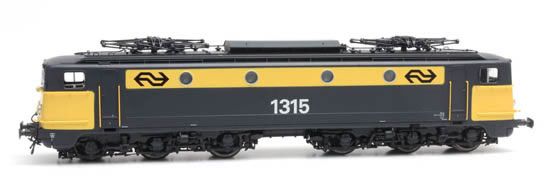 Artitec 20.374.01 - Dutch Electric Locomotive V 4.0 1315 with NS Logo of the NS
